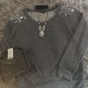 VS Bling Pullover~ Gently Worn